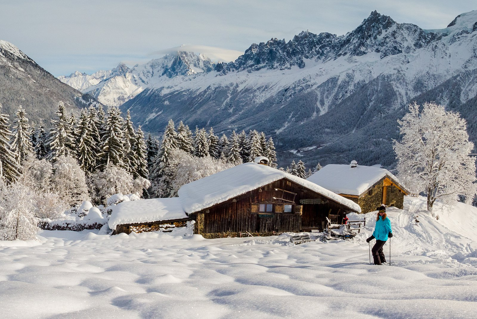 Chamonix Property Mountain Base