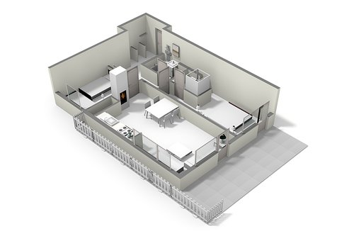 Brevent 2 Floorplan