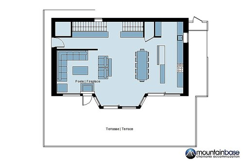 Floorplan (main floor)
